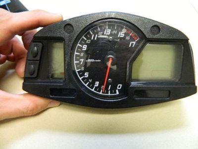 Buy Honda CBR600RR CBR 600RR Dash gauges speedometer 13 14 15 16 gauge speedo motorcycle in Lewisville, Texas, United States, for US $150.00