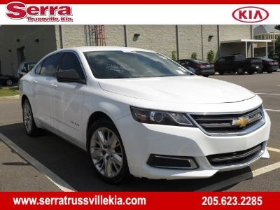 2014 Chevrolet Impala LS (Summit White)
