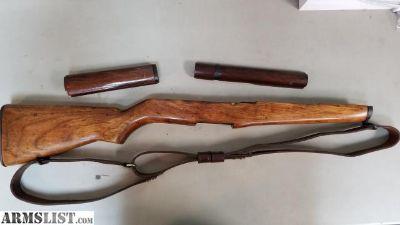 For Sale: M1 Garand Stock