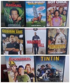 Assorted FAMILY & KID Dvds #2