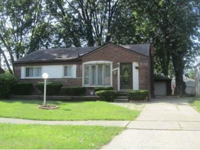 3 Bed 1 Bath Foreclosure Property in Inkster, MI 48141 - Emerson St
