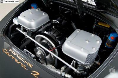 1963 Carrera 2000 GS A/C