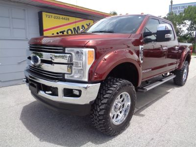 2017 Ford F250sd King Ranch (Bronze)