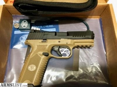 For Sale/Trade: FN 509 FDE