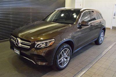 2018 Mercedes-Benz GLC (brown)