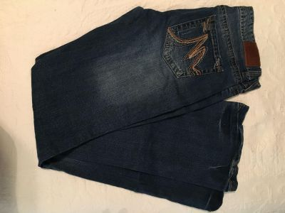 Maurice jeans size 5/6 short