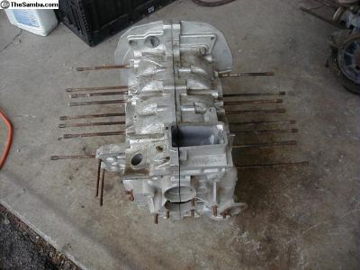 Bus/Porsche 914/Type 4 1.7/2.0 Engine Cases Used