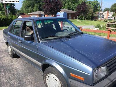 1989 Diesel 5spd MKII Jetta