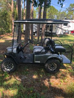 2016 E-Z-Go Express S4 Gas Golf carts Lake Park, FL