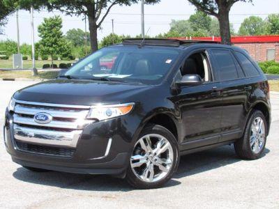 2014 Ford Edge SEL (tuxedo black metallic)