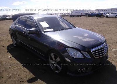 2010 Mercedes-benz E