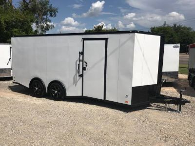 NEW 2018, 8.5'X20' COVERED WAGON