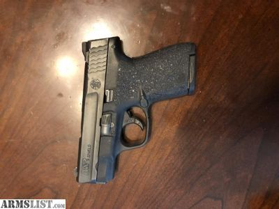 For Sale: Smith & Wesson shield