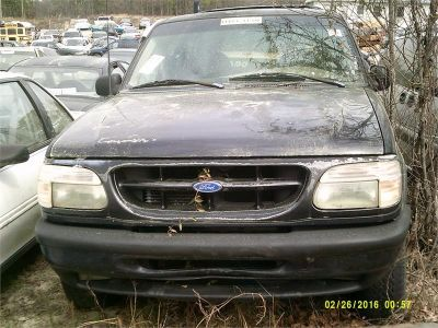 1997 Ford Explorer XL (Black)