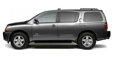 2007 Nissan Armada SE FFV (Galaxy)