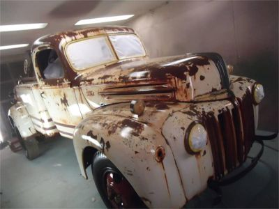 1945 Ford Tow Truck