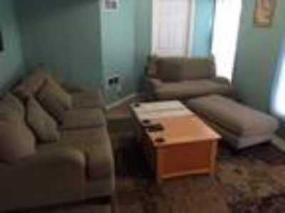 Roommate wanted to share One BR One BA House...