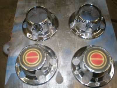 Buy F-150 FORD HUBCAPS motorcycle in Baltic, Connecticut, United States, for US $60.00