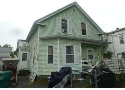 136-R Jewett St Lowell Four BR, This Colonial style home has