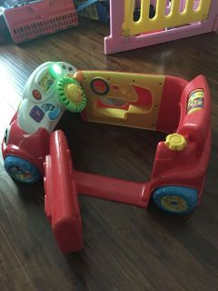 Fisher price play car