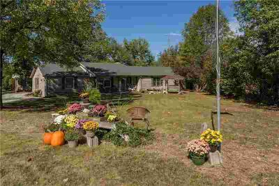 8591 North 700 W Fairland Three BR, Gorgeous 34.9 acres near