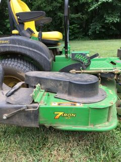 2006 John Deere 717A zero turn mower FREE DELIVERY!