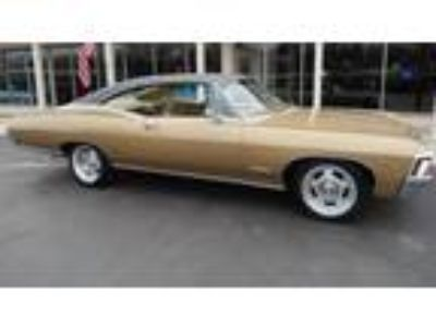 1967 Chevrolet Impala Super Sport SS !!!