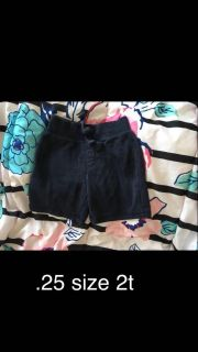 Old Navy Shorts Size 2t