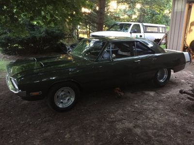1970 Dodge Dart swinger 4spd