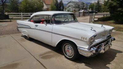 1957 Chevrolet Bel-Air 2-Door Hardtop Modified