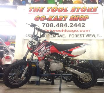2017 Apollo RFZ-x6 Competition/Off Road Motorcycles Forest View, IL