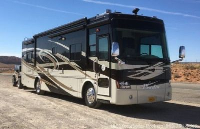 2009 Tiffin Phaeton 36 QSH w/4 Slide-Outs