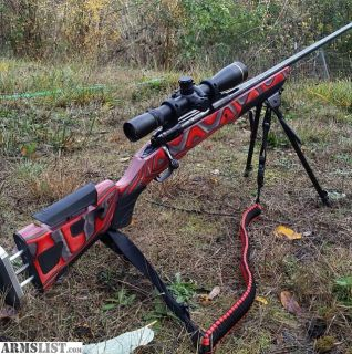 For Sale/Trade: Savage 111 7mm Rem Magnum Costom