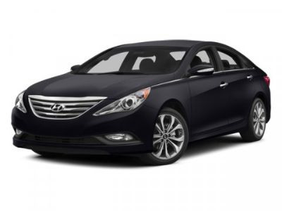 2014 Hyundai Sonata GLS (Harbor Gray Metallic)