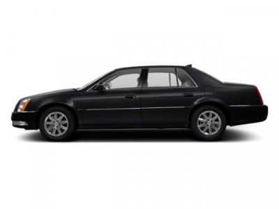 2011 Cadillac DTS Platinum Collection (Black Raven)