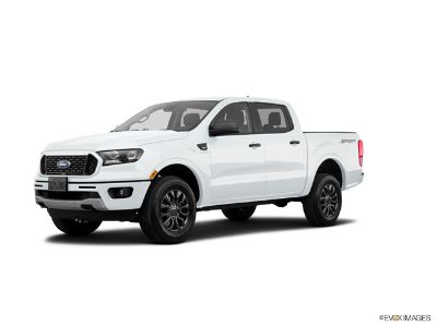 2019 Ford Ranger XL (Oxford White)