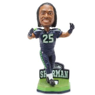 RICHARD SHERMAN 2014 Limited Edition Bobblehead *** NEW in BOX ***