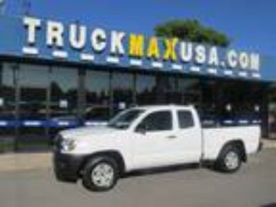 2014 Toyota Tacoma Access Cab 2 7L 4 CYL 6FT BED White, 1 OWNER, LEASE RETURN