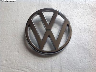 NOS VW Emblem Water Cooled 321 853 601
