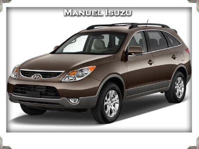 2012 Hyundai Veracruz FWD 4dr GLS