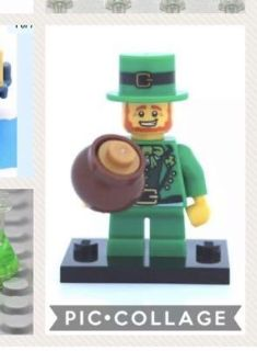 Looking for this LEGO mini figure please!