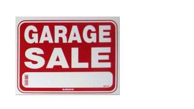 Garage Sale Aurora - July 13, 9am