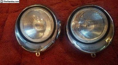Rossi headlight H4 Bulbs