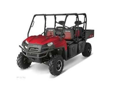 2010 Polaris Ranger 800 EFI Crew EPS LE Side x Side Utility Vehicles Marshall, TX