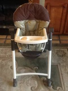 Highchair, graco,