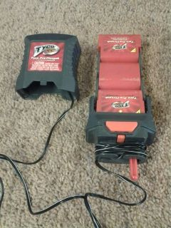 TYCO BATTERY AND CHARGER