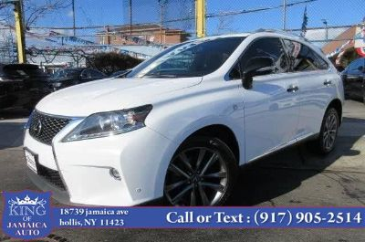 2015 Lexus RX 350 Base (White)