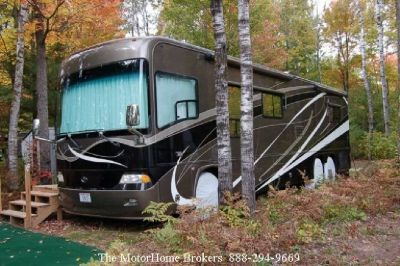 2007 Country Coach Allure 40' w/4 Slide-Outs