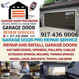 ALWAYS RELIABLE AND ALWAYS PROFESSIONAL GARAGE DOOR REPAIR AND INSTALLATION SERVICE NEW YORK & LONG