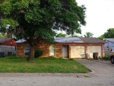 4 Bed 2 Bath Preforeclosure Property in Fort Worth, TX 76134 - Cando Dr